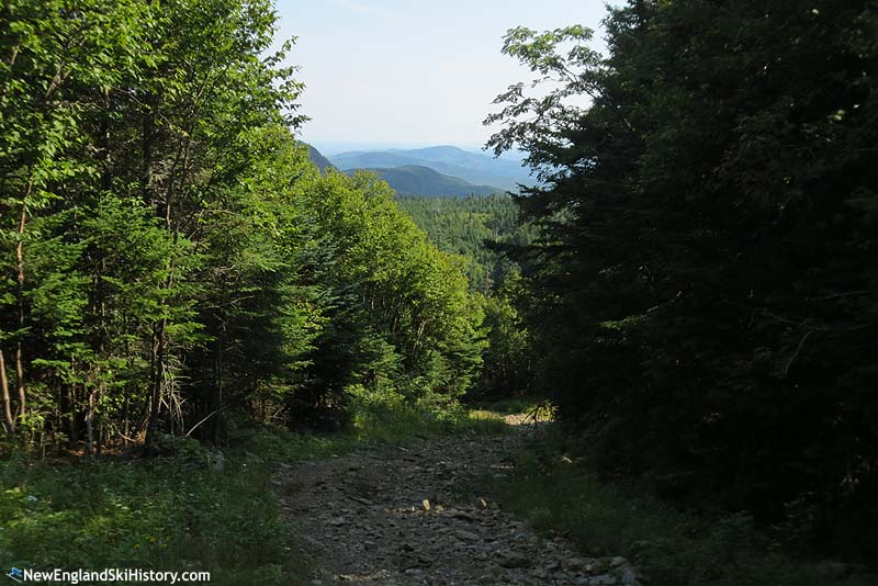 Enchanted Mountain, Maine