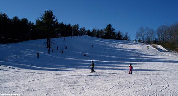 Pinnacle Ski Club Pittsfield Maine