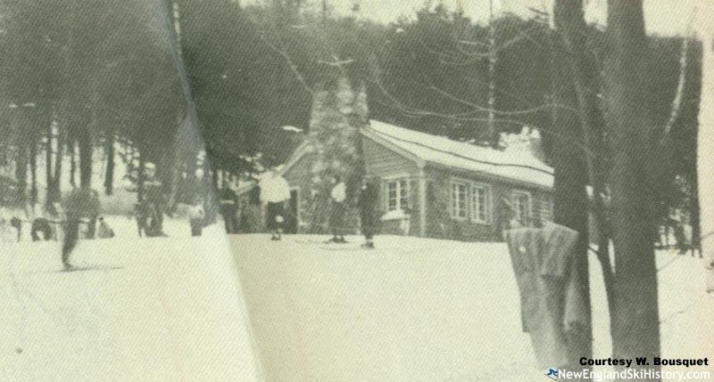 Beartown Mountain, Massachusetts