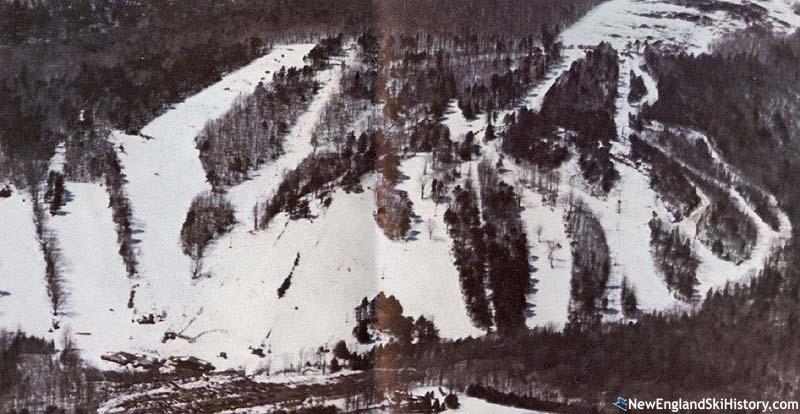 Ski Blandford, Massachusetts