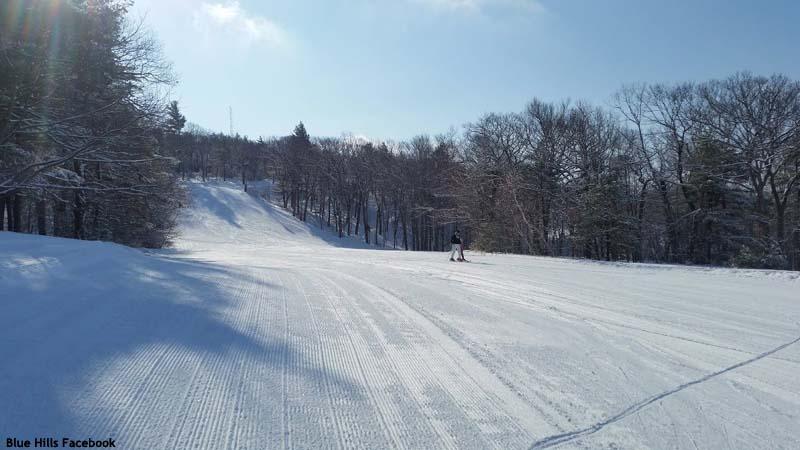 Blue Hills Ski Area History Massachusetts