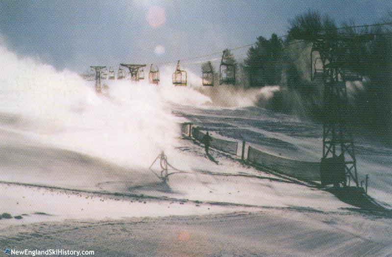 Ski Ward, Massachusetts