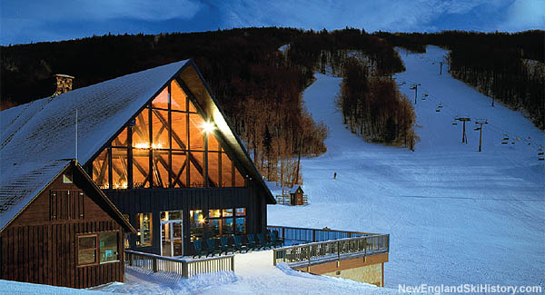 Balsams wilderness ski area dick