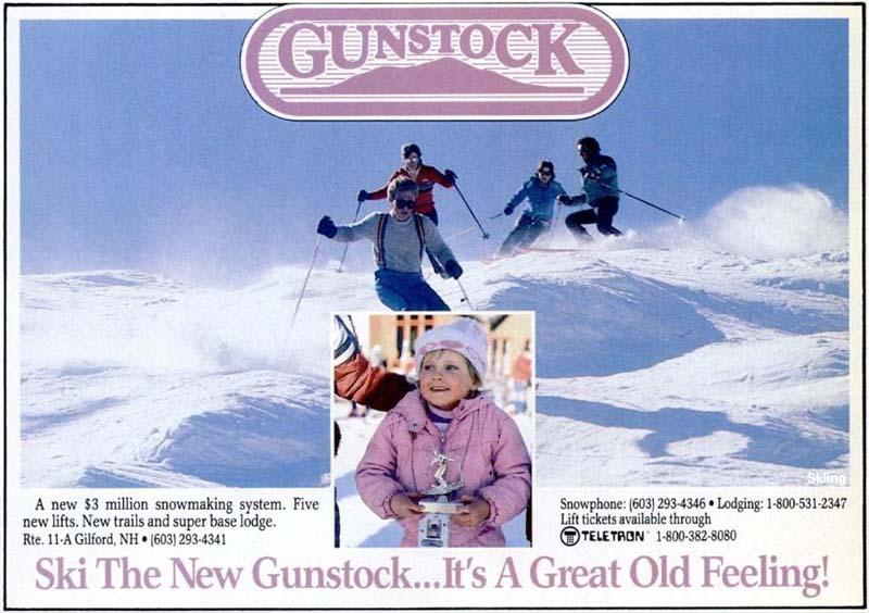 Gunstock, New Hampshire