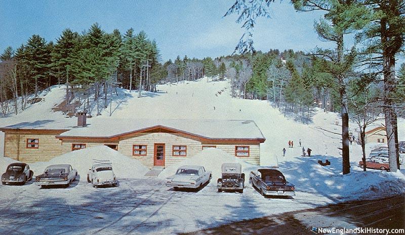 King Pine, New Hampshire