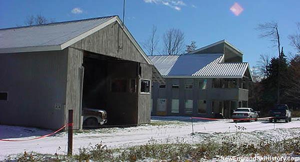Timber Ridge History Vermont Newenglandskihistorycom