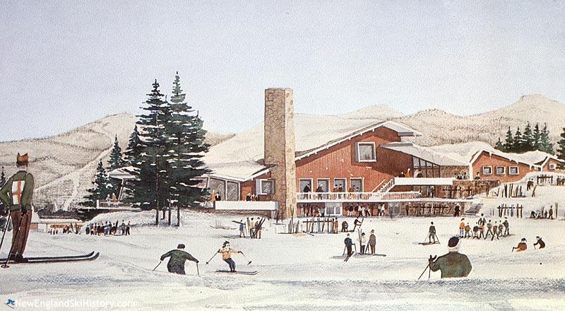 Willard Basin, New Hampshire