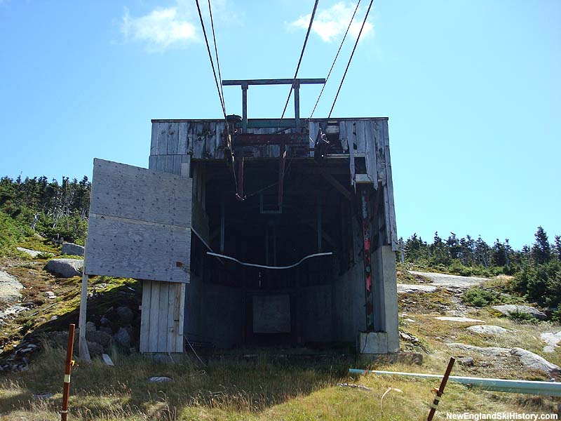 The Kennebago T-Bar in 2007