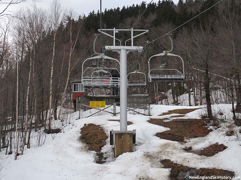 The lift line (April 2018)