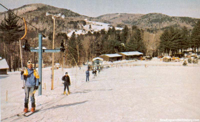 The Top Notch J-Bar circa the late 1970s