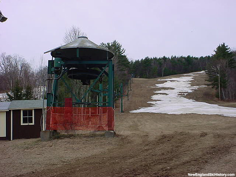 Broadway T-Bar in 2002