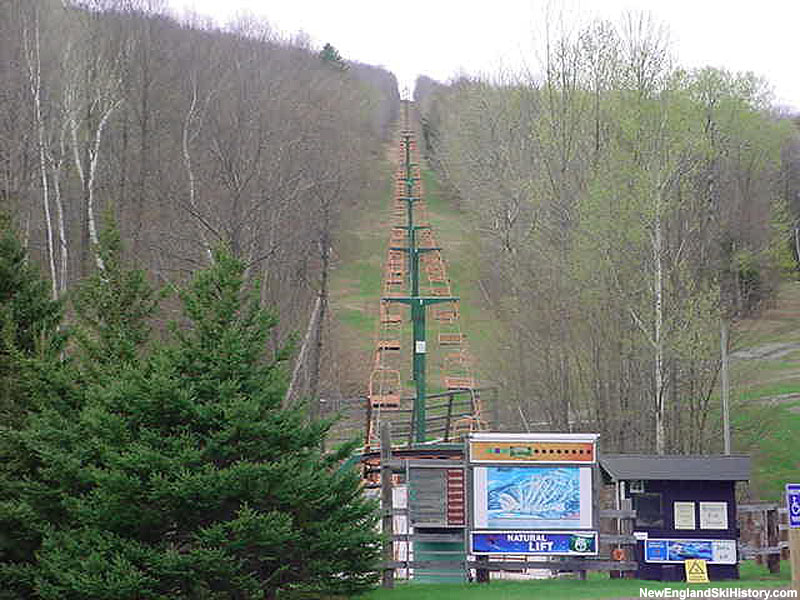 Dot's Lift in 2002