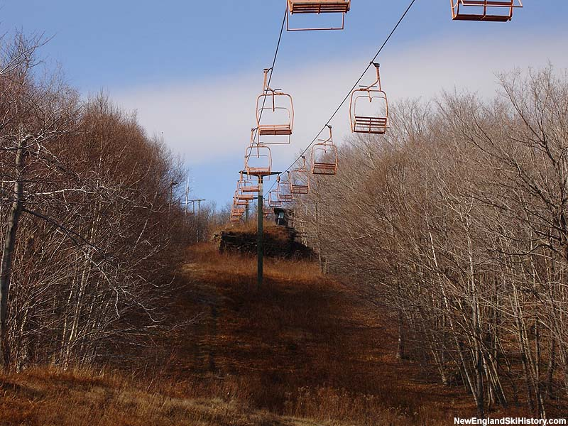 Dot's Lift in 2005