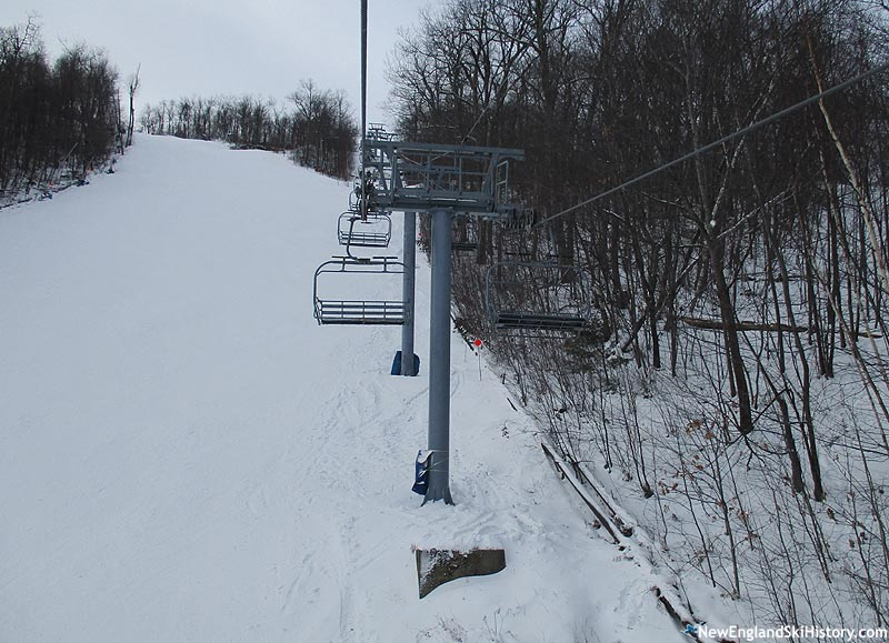 The lift line (2016)