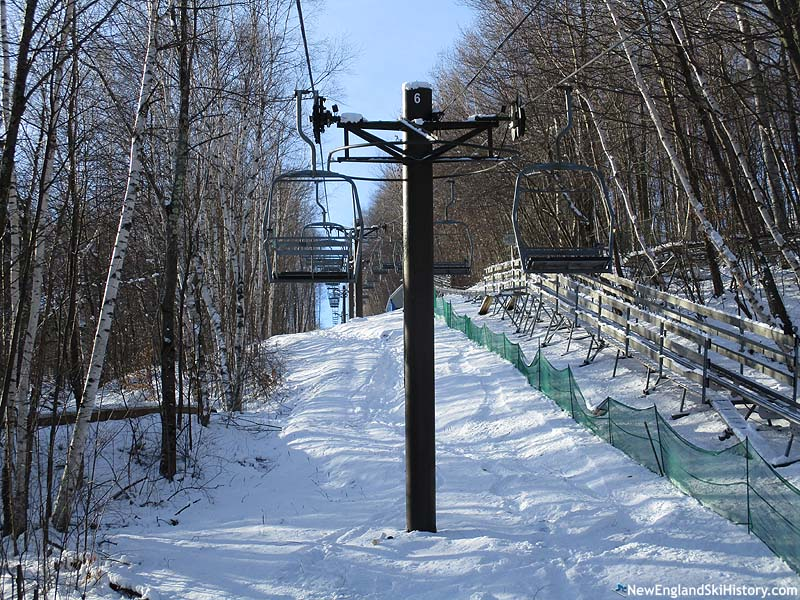 The lift line (January 2019)