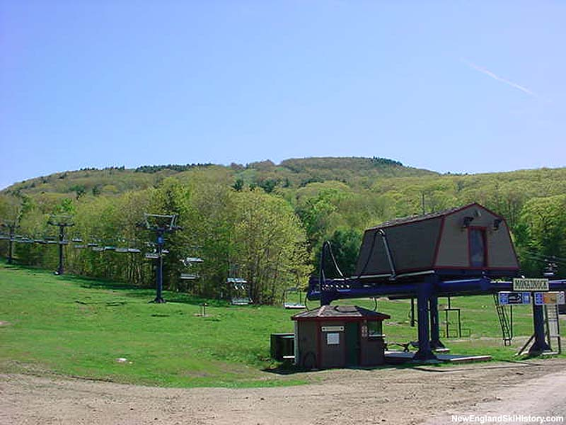 Monadnock Triple in 2002