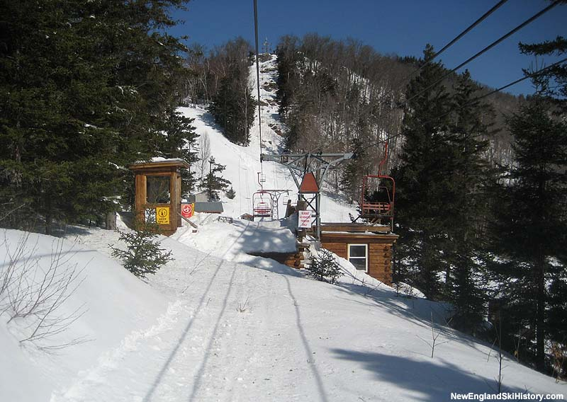 The Summit Double mid station in 2008