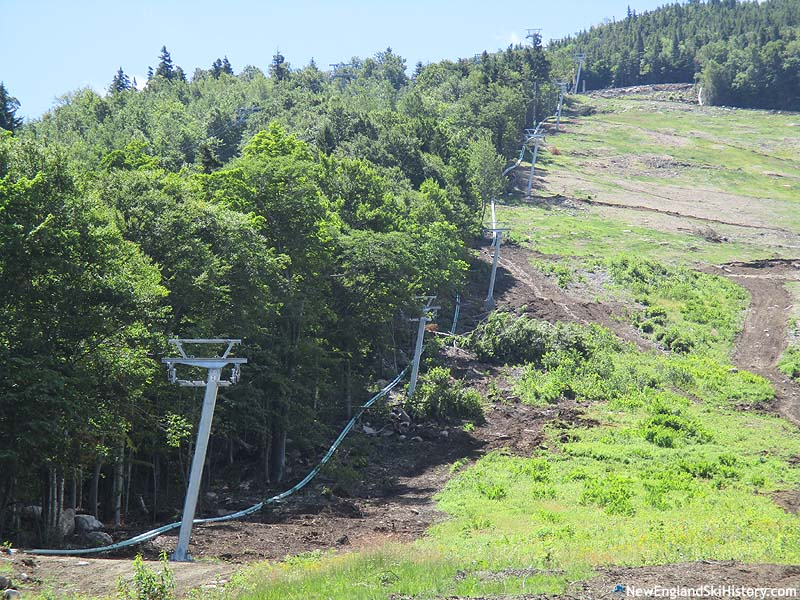 The lift line (July 2016)