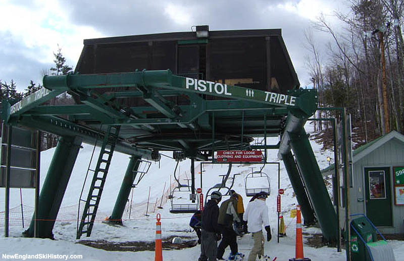 The Pistol Triple in 2004