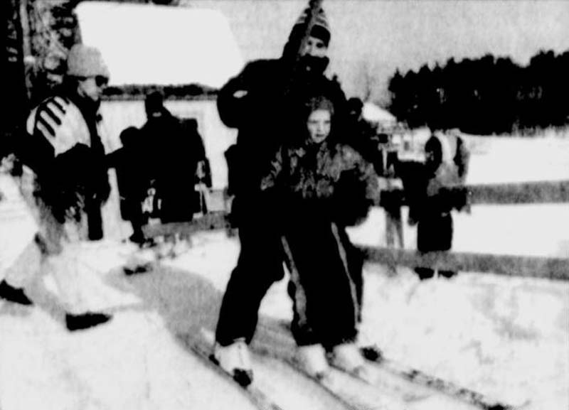The Slope T-Bar circa 1994