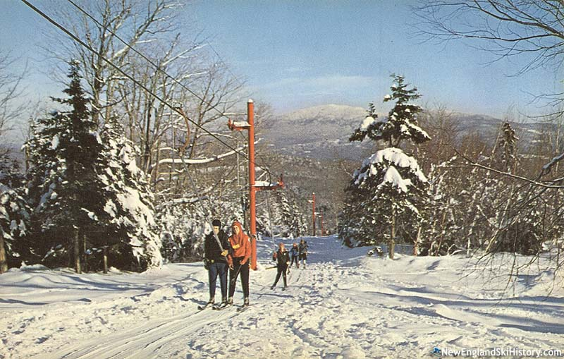 The lift line (1960s)