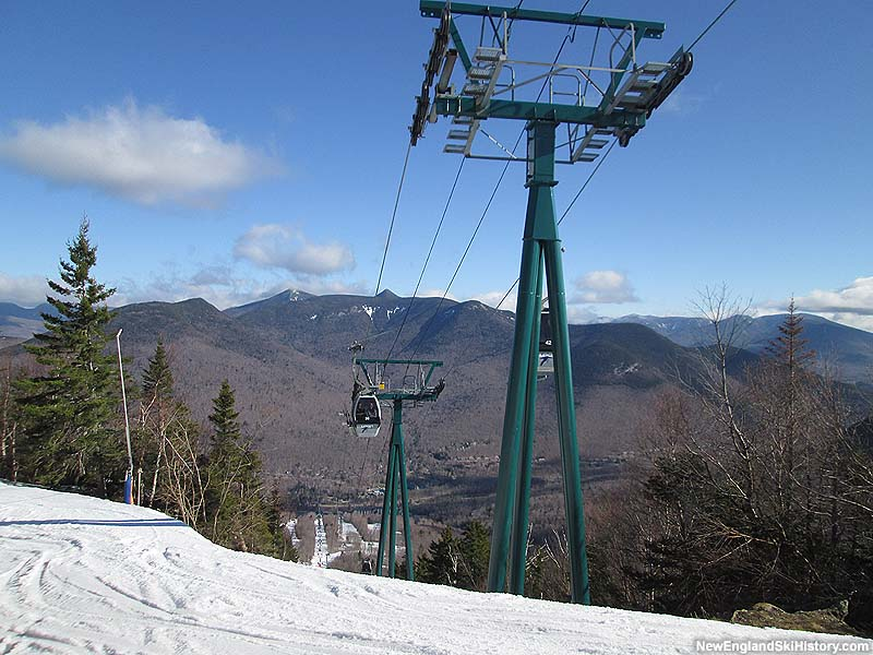The top of the lift (2015)