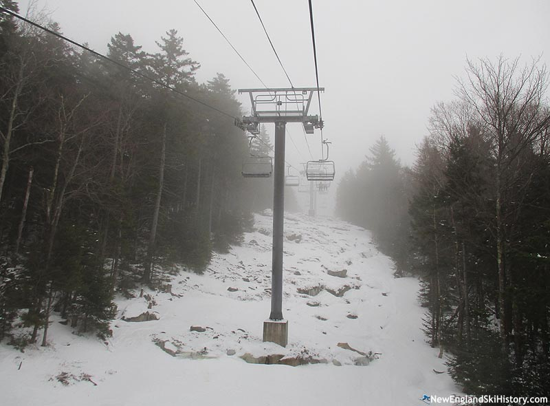 The lift line (January 2018)