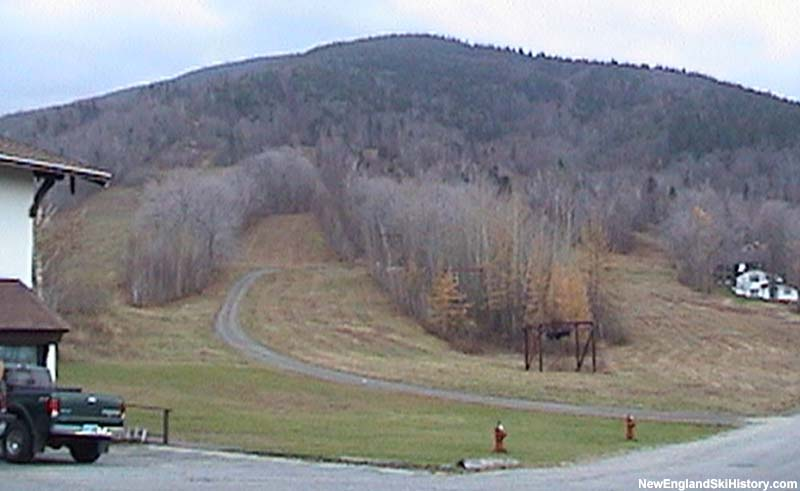 The 2700' T-Bar in 2003