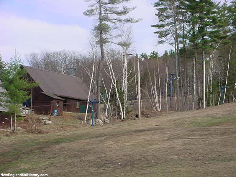 The Bluster J-Bar in 2002