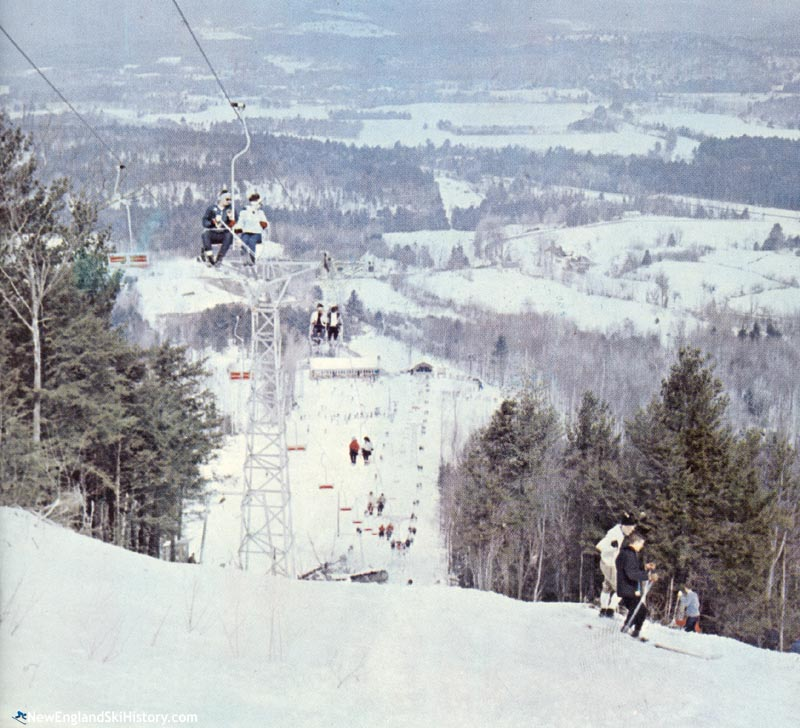 The lift line (early 1960s)