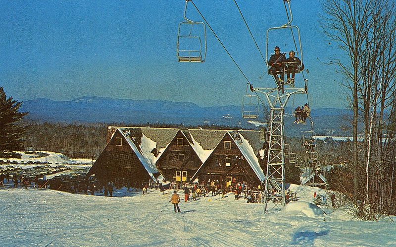 The Peak Double circa the late 1960s or early 1970s