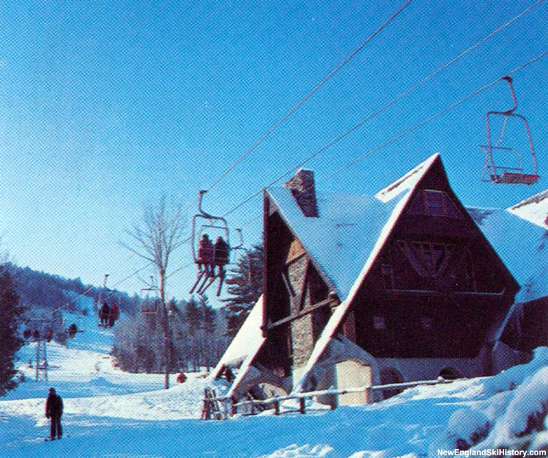 The Peak Double circa the early 1970s