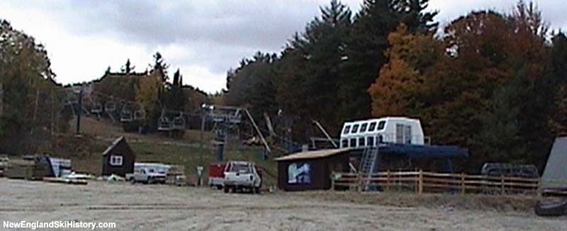 The Turbulence Triple in 2003
