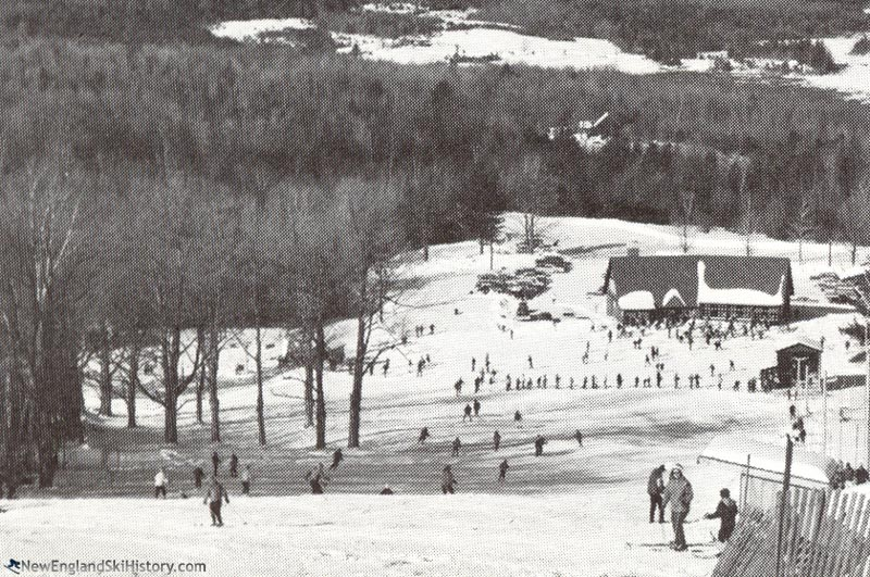 The lift line (right) (1960s)