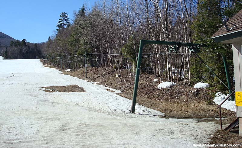 The Pasture J-Bar in 2008