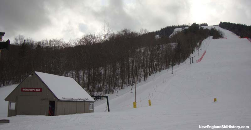 The World Cup T-Bar in 2011