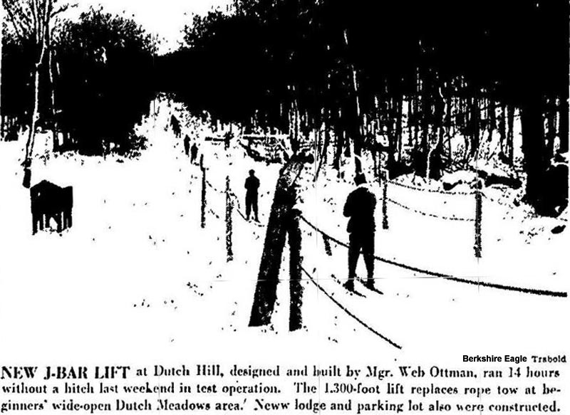 The lift line (December 1958)