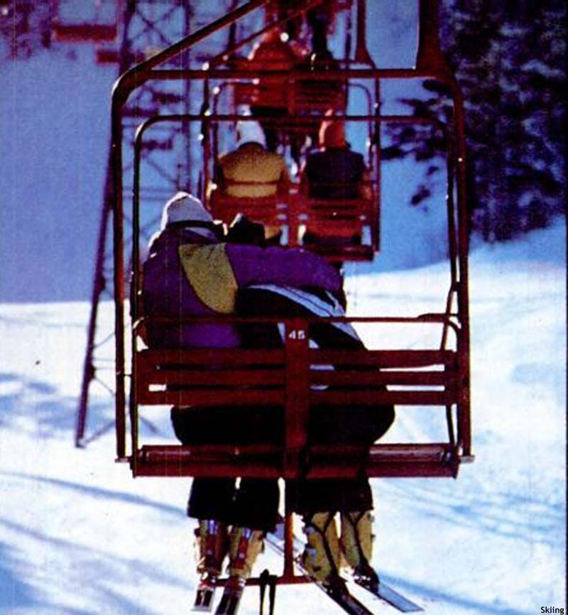 The Summit Double circa the mid 1970s