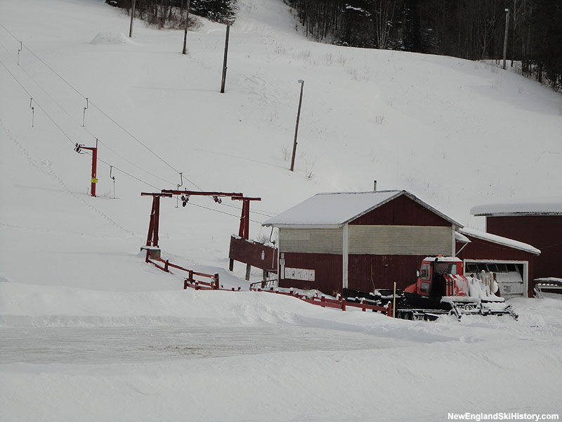 The T-Bar in 2011