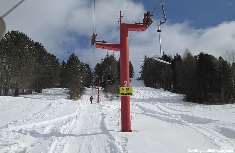 The T-Bar in 2014
