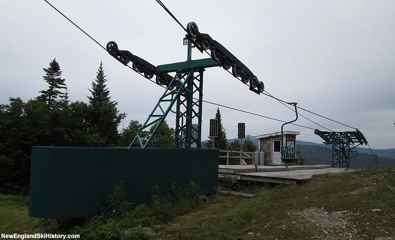 The mid station (2014)