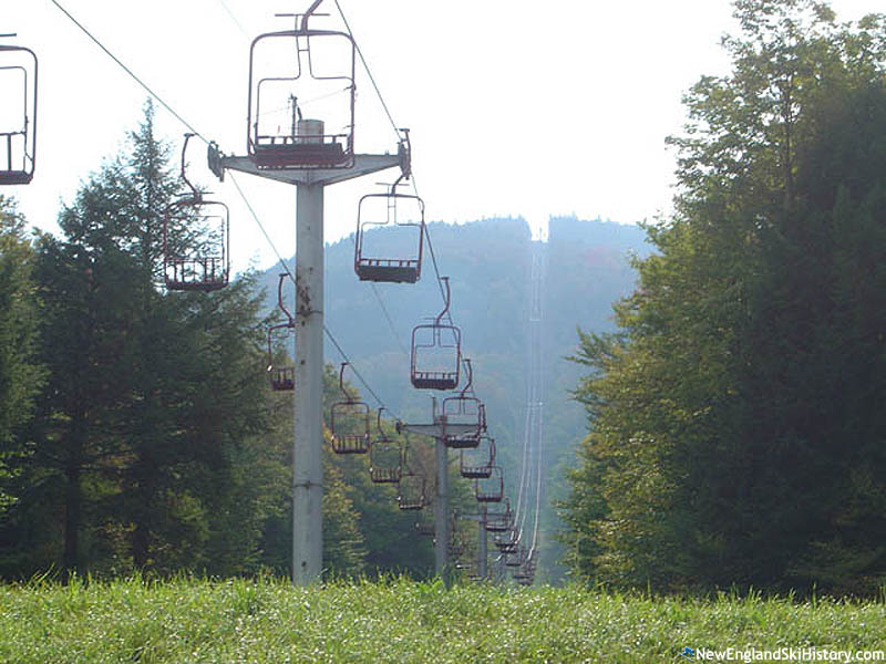 The lift line (2004)
