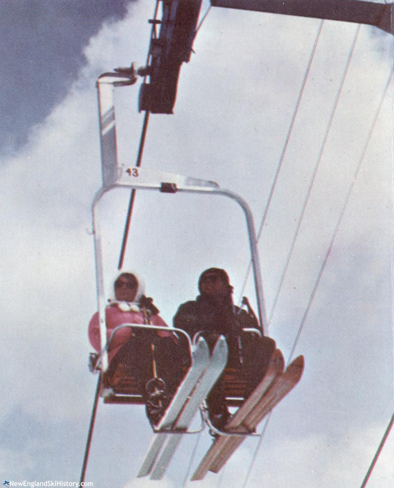 The South Chair circa the 1960s or early 1970s