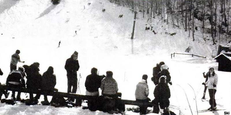 The lift line (1980s)