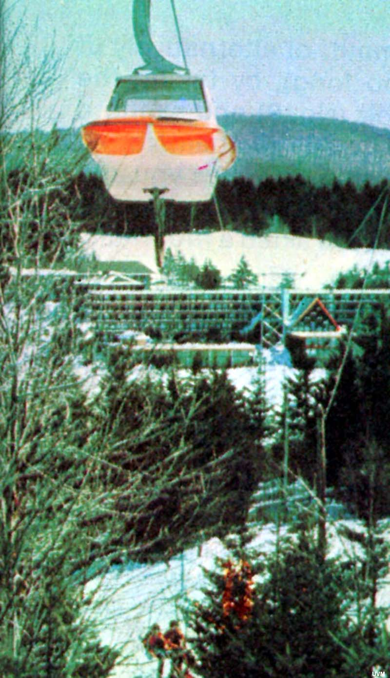 The Aircar at Mount Snow