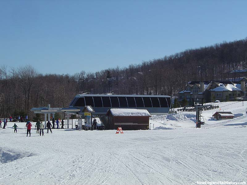 The Solitude Express Quad in 2005