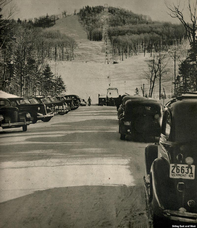 The T-Bar circa the early to mid 1940s