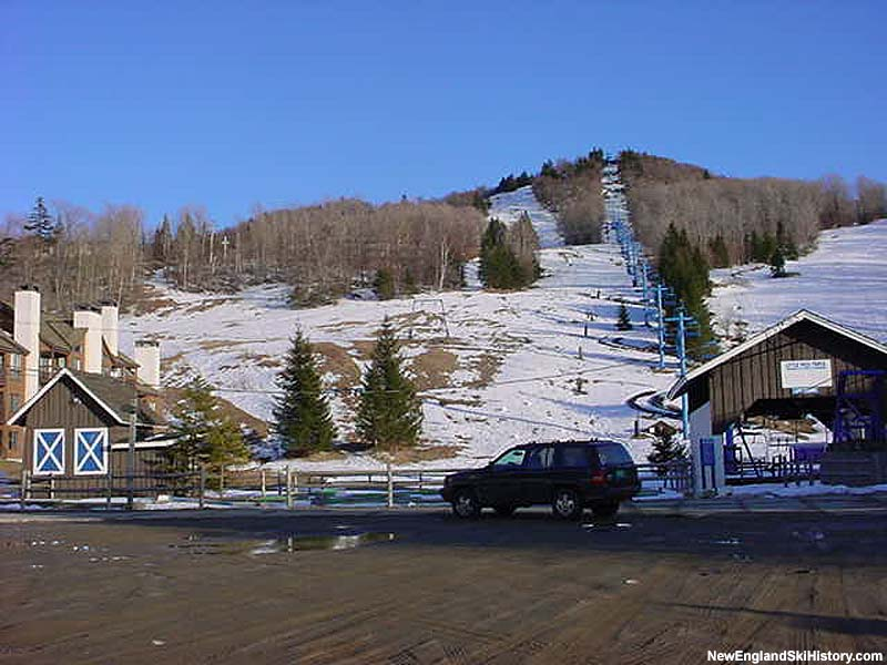 The Pico T-Bar II (left) in 2002