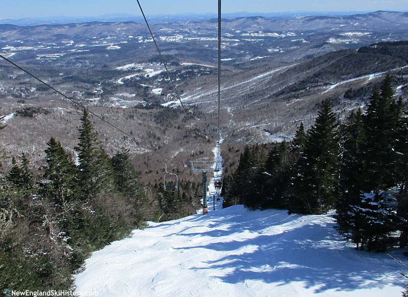 The lift line (March 2019)