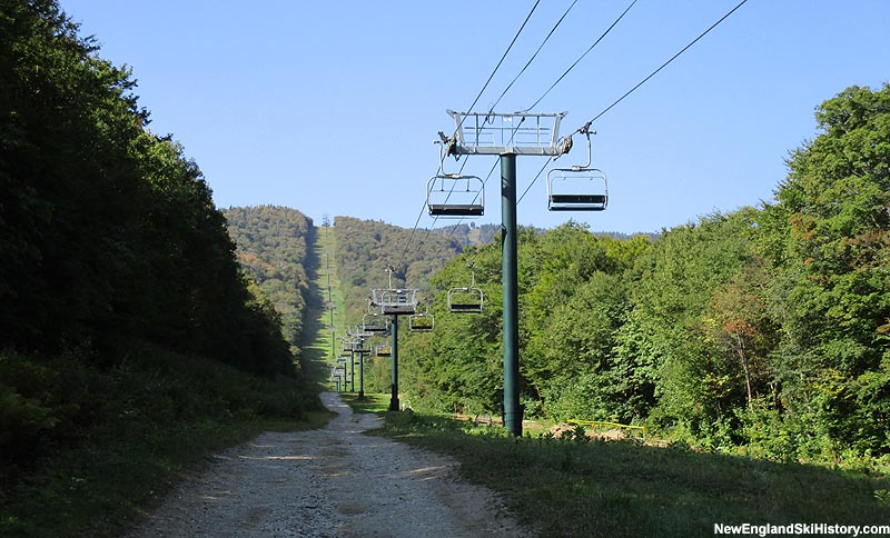 The lift line (2015)